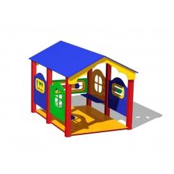 Игровая беседка «Детский сад» МАФ-01.05