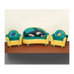"""Комплект детской мебели  """"Водный мир"""""""