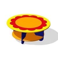 Стол круглый «Цветик» МД-01.02-Ф
