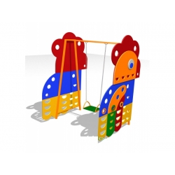 Качели-лаз «Какаду» ИСУ-07.03