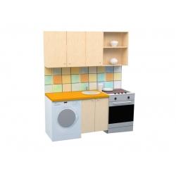 Игровая мебель «Кухня малая» МИ-01.01