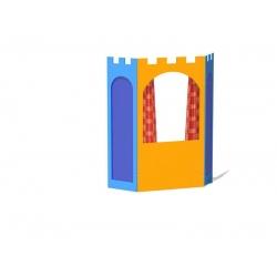 Ширма для кукольного театра «Замок» МИ-02.06