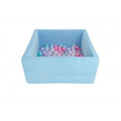 Сухой бассейн Airpool BOX (голубой)
