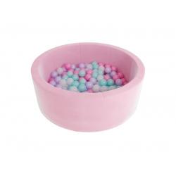 Сухой бассейн Airpool Max (розовый)