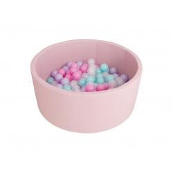 Airpool Детский сухой бассейн (розовый)