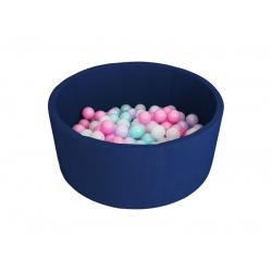 Airpool Детский сухой бассейн (темно - синий)
