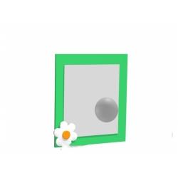 Зеркало «Цветок» МД-10.02
