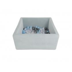 Сухой бассейн Airpool BOX (серый)