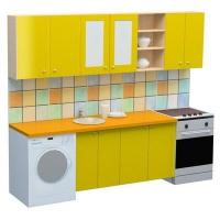 Игровая мебель «Кухня большая» МИ-01.00 Ф