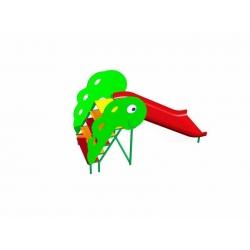 Игровая горка «Червяк» ИСУ-06.18