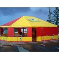 Тенты для летних шатров